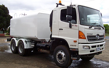 Epsom Steel Bendigo - Water Trucks